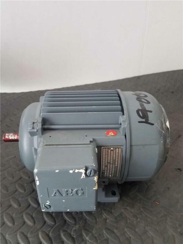 AEG MOTOR Typ AM71FY6R3 210V / 360V Nr 2024542 - 2.05A/1.16A - 0.25KW
