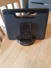 Sony iPod Dock RDP M5iP