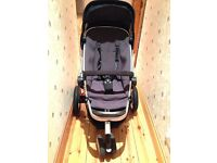 """Quinny Buzz Pushchair with Winter Foot-muff and Rain Cover - Excellent condition"""""""