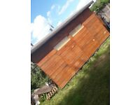 wood large shed 13ft x10 ft