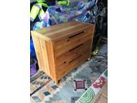 Ikea wardrobe and drawers