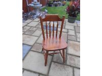 Farmhouse Dining Table 6 Chairs