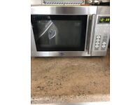 Swan silver 800w E microwave for sale  Pengam Green, Cardiff