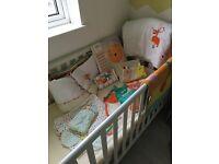 Mamas and papas bedroom set