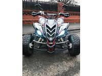 Yamaha raptor 700r, raptor 700, road legal quad, yfz 450, ltr 450, (fully loaded)