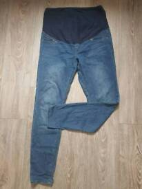 H&M mama maternity jeans size 44