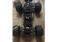 1/5th scale rc car 26cc 2stroke