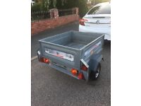 Erde 102 trailer ideal for camping garden etc