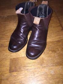 R M Williams riding boots