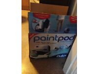 Dulux paint pod in working order free delivery with in a 5 mile radius