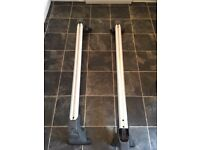 Smart/ Mercedes Roof Bars -For Four