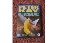 Peter Kay Live at the Manchester Arena DVD Stand Up Comedy Gift Idea Christmas Stocking Filler
