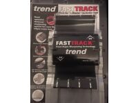 Trend fast track chisel sharpener