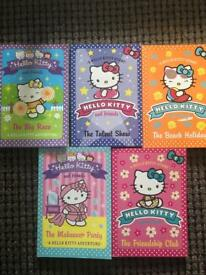 Selection of kids book sets