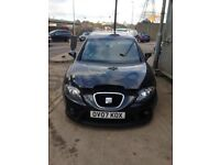 SEAT LEON 1.9 BXE BKC 2006 BREAKING FOR SPARES TEL 07814971951 HAVE FEW IN STOCK