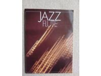 Jazz Flute book - lovely selection of 20 well known Jazz tunes