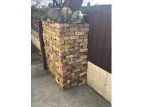 Reclaimed Dublin Brick