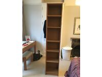 Ikea billy bookcase in oak
