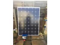 175w Solar panel.