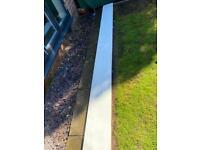 3800mm bullnose mdf window board (New & Primed)