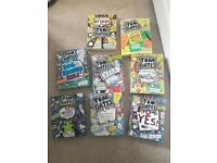 Tom Gates books x 8