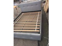 kingsize storage bed