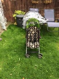 Mc Laren push chair