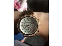 REDUCEDGenuine Michael kors watch