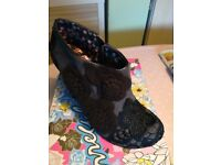 Brand New Irregular Choice Shoes