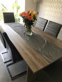 Next Modine Extending Dining Table ONLY