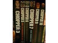 Chopper book collection