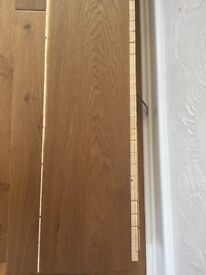 Kahrs Smaland Oak Sevede Engineered Wood Flooring 1 x Pack = 2.72 Sq mtrs - Sealed
