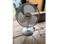 Electric rotating fan, 3 settings