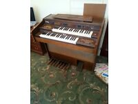 Electric organ - Make Ruby - Works very well - Can deliver locally