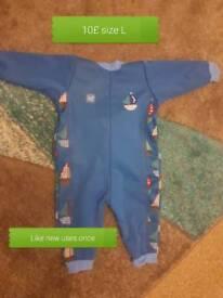 Swimming costume/ neoprene nappy