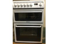 Immaculate freestanding 60cm cooker, 5 months old