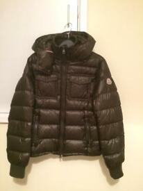 Moncler coat age 14 Rrp £850