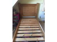 Bespoke Solid Pine Bed