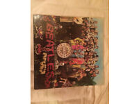 1967 Beatles - Sgt Pepper Lonely Hearts Club Band Vinyl LP 1973 re-press