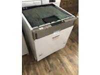 Brand new kenwood large integrated dishwasher with digital display