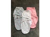 Aden + Anais Baby Swaddles - 0 to 3 months 1 tog