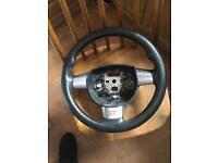 Ford Focus st3 steering wheel