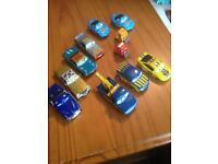 Disney cars movie cars
