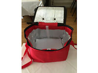 BRAND NEW FULLY INSULATED FOOD DELIVERY BAG