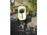 Kidzmotion pram/stroller