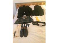 Kilt - Full outfit