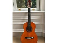 VALENCIA GLASSICAL GUITAR ¾ SIZE NATURAL + GIGBAG – PERFECT FOR BEGINNERS