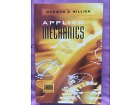 Applied mechanics 3rd edition