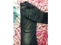 Diesel & Armani jeans £20