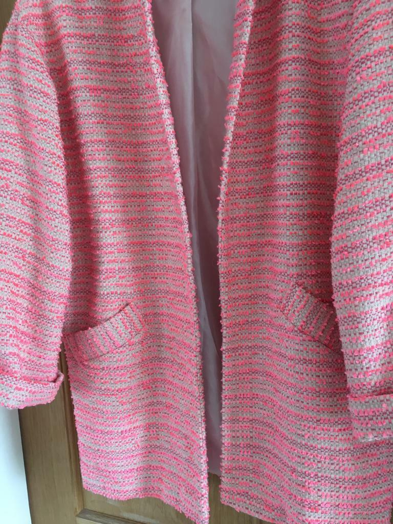 Ladies blazer / jacket size 8 but fit 10 or 12